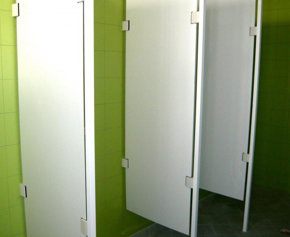 Pannelli divisori in alluminio